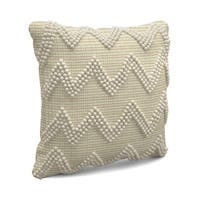Mina Victory by Nourison Life Styles Ivory 20-inch Throw Pillow