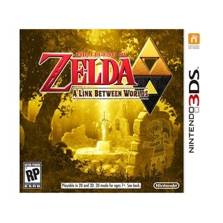 Nintendo The Legend of Zelda: A Link Between Worlds, 3DS