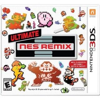 Nintendo Ultimate NES Remix, 3DS