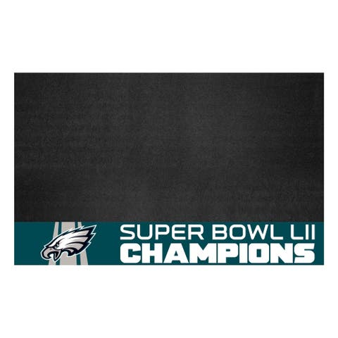 "Philadelphia Eagles Grill Mat 26""x42"""