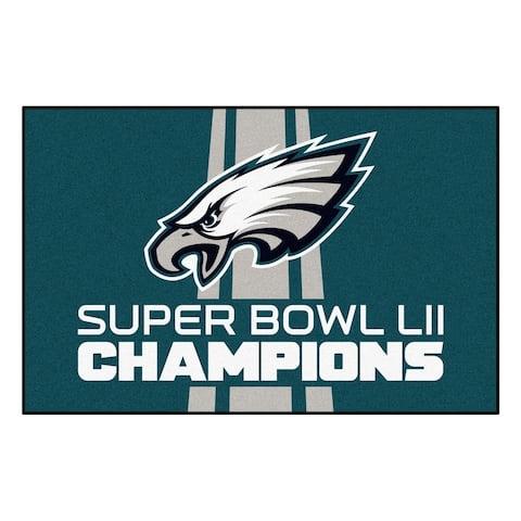 """Philadelphia Eagles Starter Mat 19""""x30"""""""