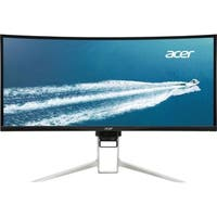 "Acer 34"" Widescreen LCD Monitor Display UW-QHD 3440 x 1440 5 ms"