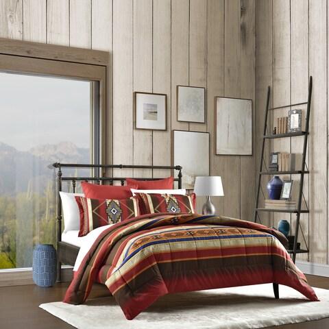 Southwest Reversible Comforter Set