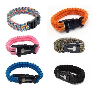 Link to Sport Force Survival Bracelet-2 Pack Similar Items in Camping & Hiking Gear
