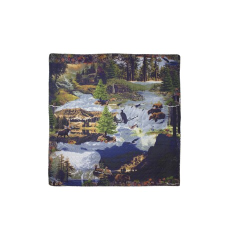 Patch Magic Wilderness Galore Quilt Set