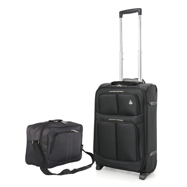 Shop Aerolite 22x14x9 Quot Carry On Lightweight Luggage