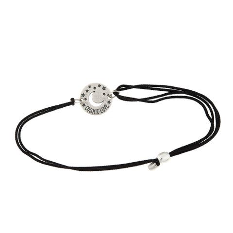 Alex and Ani Cosmic Love Kindred Cord Bracelet - Black