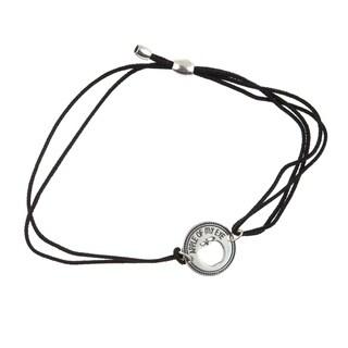 Alex and Ani Apple of My Eye Kindred Cord Bracelet - Black