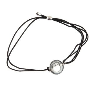 Alex and Ani Apple of My Eye Kindred Cord Bracelet - Black