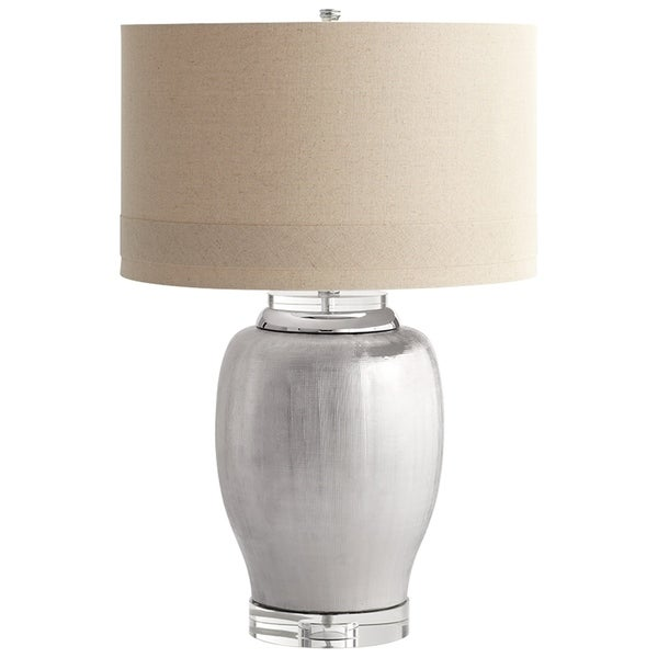 Cyan Design Radiance Silver Table Lamp