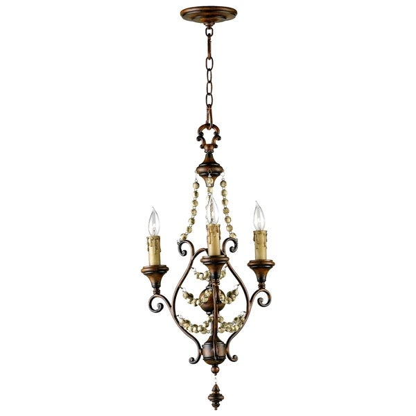 Meriel Three Light Chandelier
