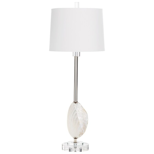 Cyan Design Pearly Crystal Iron Table Lamp