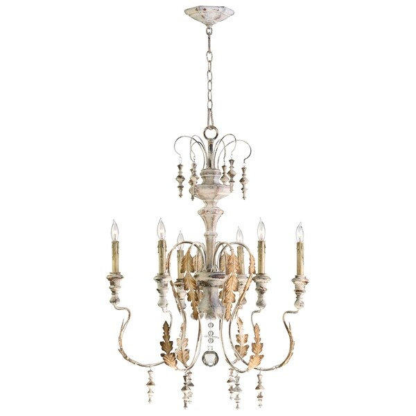 Motivo Six Light Chandelier