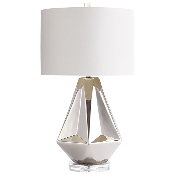 Silver Sails Table Lamp