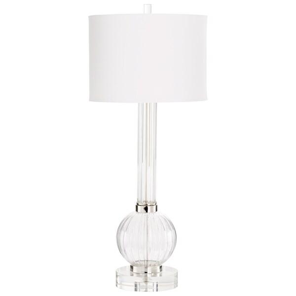 Cyan Design IIene Clear Glass Table Lamp