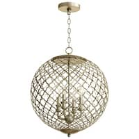 Skyros Four Light Pendant
