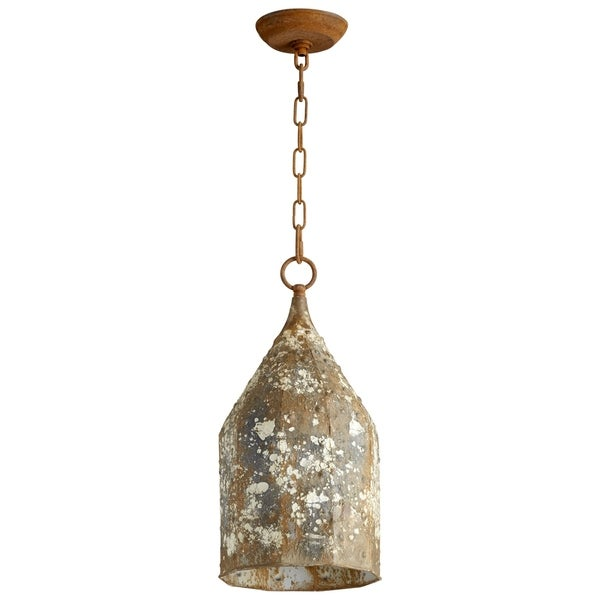 Small Collier One Light Pendant
