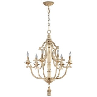 Maison Six Light Chandelier