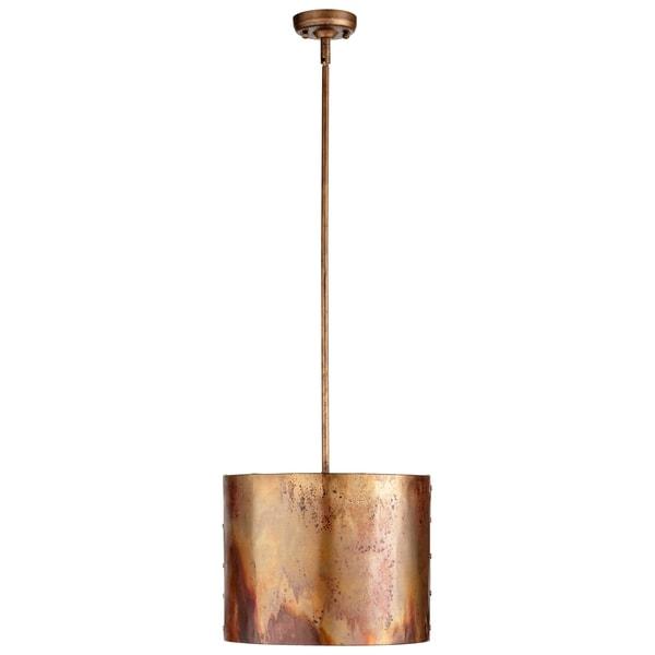 Mauviel One Light Pendant