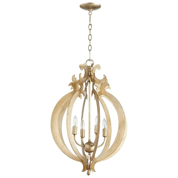 Danelle Four Light Pendant
