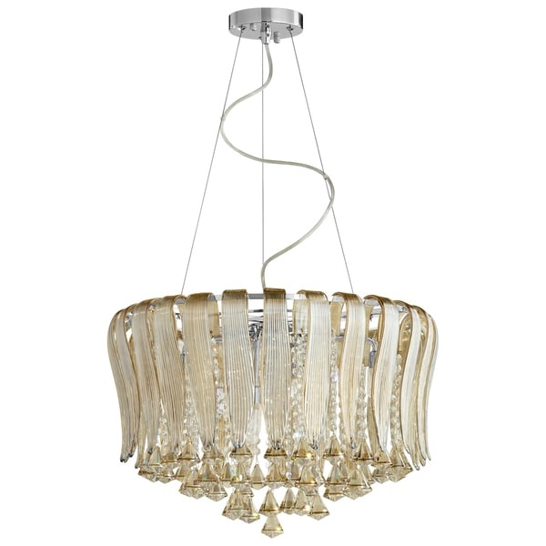 Olivia Eight Light Pendant