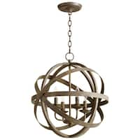 Gladwin Four Light Pendant