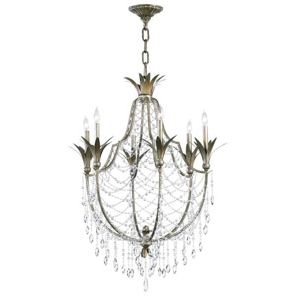 Six Lamp Chandelier