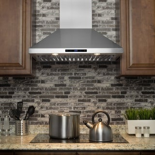 range hood wall vent 6 inch akdy rh0228 30 buy range hoods online at overstockcom our best large appliances
