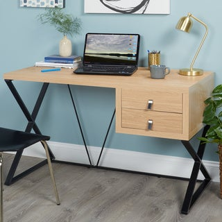 Simple Living Elworth Desk (2 options available)
