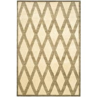 Safavieh Couture Hand-Knotted Contemporary Morocco Wool Rug - 4' x 6'