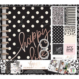Create 365 12-Month Planner Box Kit