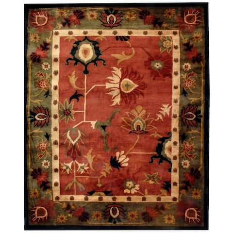 Safavieh Couture Hand-knotted Ancient Weave Sophie Traditional Oriental Wool Rug