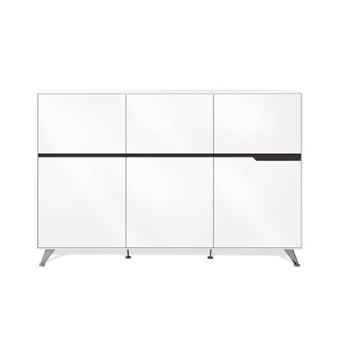 Executive Modern Storage Cabinet