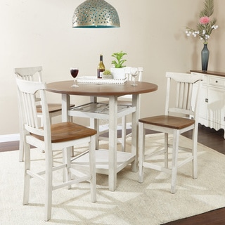 Berkley 5 Piece Dining Room Chair and Table Set