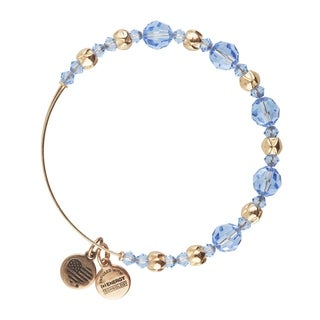 Alex and Ani Rain Bangle - Blue