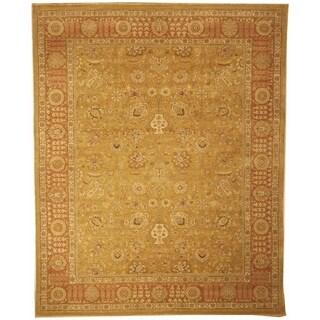 Safavieh Couture Hand-knotted Haj Jalili Nakita Traditional Oriental Wool Rug with Fringe