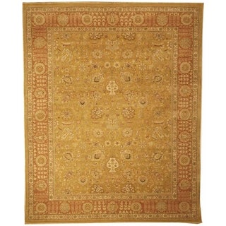Safavieh Couture Hand-knotted Haj Jalili Nakita Traditional Oriental Wool Rug with Fringe