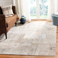 Safavieh Couture Hand-Knotted Spice Market Contemporary Natural Wool Rug - 8' X 10'