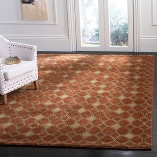Safavieh Couture Transitional Silk Rug - 8' x 10'
