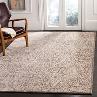 Safavieh Couture  Transitional Stone Viscose Rug - 8' x 10'