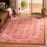 Safavieh Sutton Bohemian & Eclectic Blue Polyester Rug - 8' x 10'