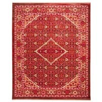 Safavieh Sutton Bohemian & Eclectic Rust Polyester Rug - 8' x 10'