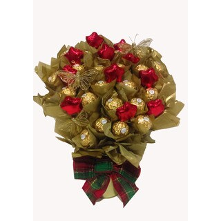 Chocolate Stars Ferreo Rocher Chocolate Bouquet