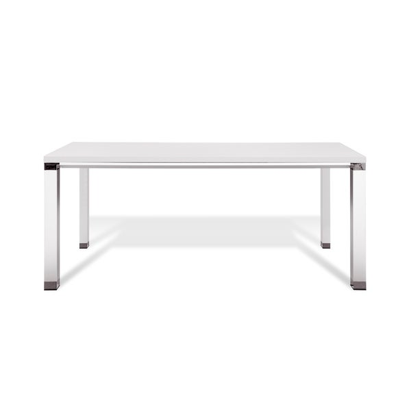 White Executive Meeting Table