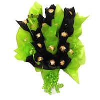 Bubbly Lime - Ferrero Rocher Chocolate Bouquet