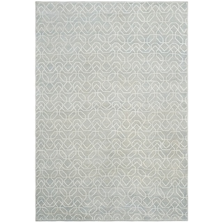 Safavieh Couture Hand-knotted Kensington Yaretzi Modern Wool Rug