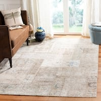 Safavieh Couture Hand-Knotted Spice Market Contemporary Natural Wool Rug - 9' x 12'