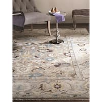 Safavieh Couture Hand-knotted Sultanabad Dafnoula Traditional Oriental Wool Rug
