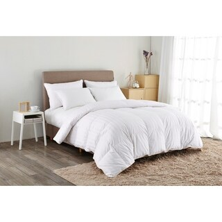 St. James Home 500 Thread Count White Goose Down Comforter (2 options available)