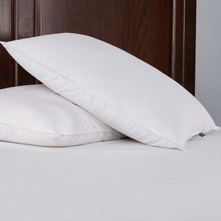 St. James Home Down Fiber Pillow (Set of 2) - White